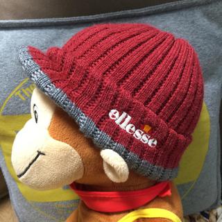 エレッセ(ellesse)のellesse☆のニットキャップ(帽子)