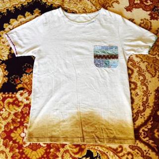 ゴーヘンプ(GO HEMP)のgo hemp ゴーヘンプ Tシャツ Sサイズ(Tシャツ(半袖/袖なし))