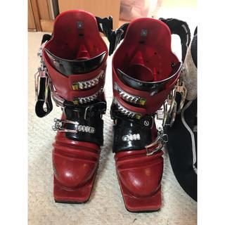 スカルパ(SCARPA)のスカルパ T1 Race テレマーク テレマークブーツ スキー (ブーツ)