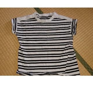 ジーユー(GU)のGU☆キッズ☆女の子☆半袖(Tシャツ/カットソー)