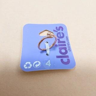 クレアーズ(claire's)のNo.7 ピンキーリング(リング(指輪))
