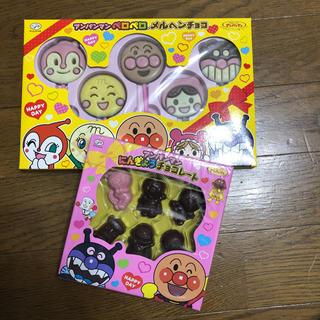 アンパンマン(アンパンマン)のアンパンマン ペロペロ メルヘン チョコレート にんぎょう(菓子/デザート)