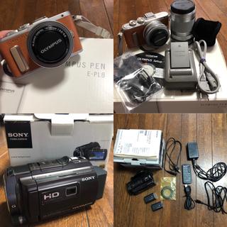 オリンパス(OLYMPUS)のセット販売  オリンパス、SONY(コンパクトデジタルカメラ)