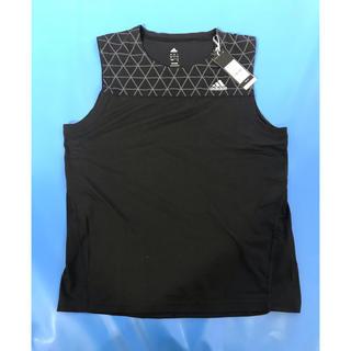 アディダス(adidas)のadidas タンクトップ 叶衣スピード スリーブレスTシャツ(Tシャツ/カットソー(半袖/袖なし))