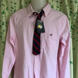シマムラ(しまむら)のしまむら ディズニー 長袖シャツ メンズ Lサイズ   7日までの最終価格出品(シャツ)