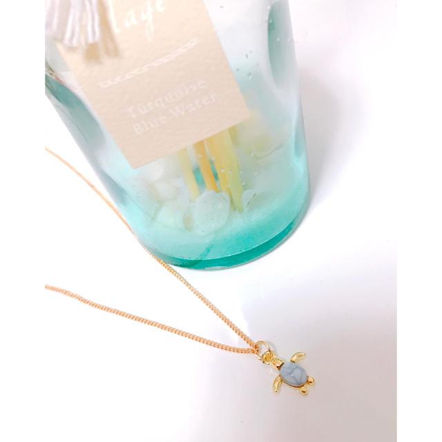Ron Herman(ロンハーマン)の『新品』ホヌ ネックレス ハンドメイドのアクセサリー(ネックレス)の商品写真