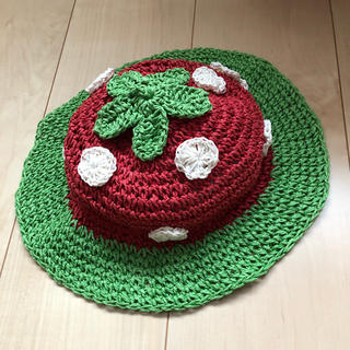 キッズフォーレ(KIDS FORET)の帽子 サイズ48cm(帽子)
