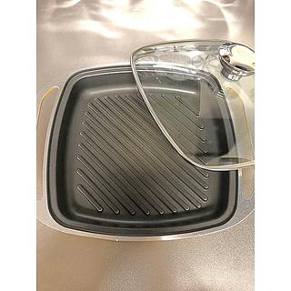 アサヒケイキンゾク(アサヒ軽金属)のアサヒ軽金属ビストロパン(グリル)(鍋/フライパン)