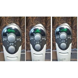 ヤマゼン(山善)のSNOW様専用 YAMAZEN オイルヒーター DO-TL122 動作確認済み(オイルヒーター)