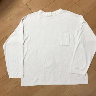 ジーユー(GU)のGUロングカットソー(Tシャツ/カットソー(七分/長袖))