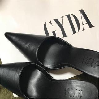 ジェイダ(GYDA)の最終お値下げ‼️ GYDA ミュール(ミュール)