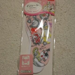 ディズニー(Disney)の新品 ディズニー プリンセス インソール 13~17㎝ ピンク(その他)