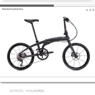 キャノンデール(Cannondale)のバットマン様専用 新品☆Tern Verge P10 2019輪行袋付き(自転車本体)
