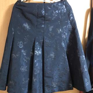 コムサコレクション(COMME ÇA COLLECTION)の膝下スカート(ひざ丈スカート)