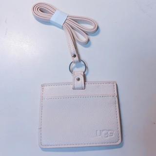 アグ(UGG)のugg パスケース(パスケース/IDカードホルダー)