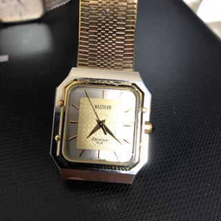 ウォルサム(Waltham)のWaltham Dynax CA メンズ クォーツ 腕時計(腕時計(アナログ))