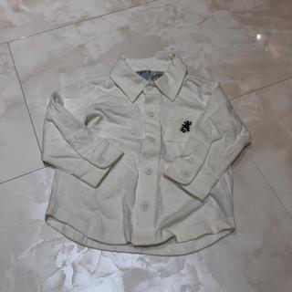 アニエスベー(agnes b.)の《アニエスベー》新品未使用 綿100シャツ(シャツ/カットソー)
