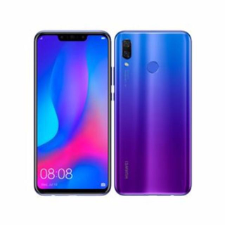 Huawei nova3 パープル 新品 未開封 SIMフリー(スマートフォン本体)