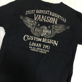 ジャックローズ(JACKROSE)のvanson JACKROSE コラボTシャツ(Tシャツ/カットソー(半袖/袖なし))