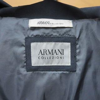 アルマーニ コレツィオーニ(ARMANI COLLEZIONI)のメタボの私でも着れるアルマーニのダウンジャケット(ダウンジャケット)