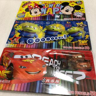 ディズニー(Disney)のディズニー 色鉛筆  50色(色鉛筆 )