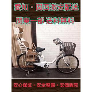 117 パナソニック ビビDX 8.9Ah 新基準 26インチ 電動自転車(自転車本体)