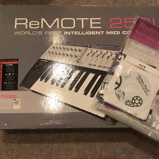 Novation ReMOTE 25SL 動確済/備品完備/選択あり(オーディオインターフェイス)