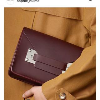 ソフィーヒュルム(SOPHIE HULME)のSOPHIE HULME ソフィーヒューム クラッチバッグ  Midwest(クラッチバッグ)