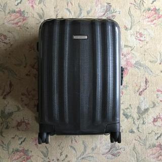 サムソナイト(Samsonite)のサムソナイト キューブライト 55 36L ガンメタ 超軽量 4輪 中古(トラベルバッグ/スーツケース)