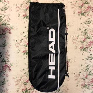 ヘッド(HEAD)のテニスラケットカバー ケース(バッグ)
