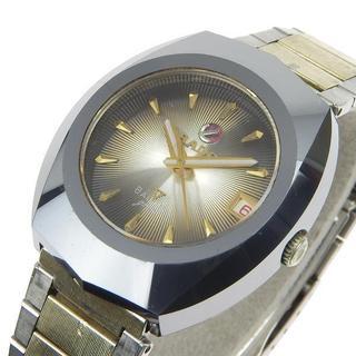 ラドー(RADO)のラドー超鋼バルボアグレート自動巻きメンズ(腕時計(アナログ))