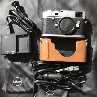 ライカ(LEICA)の2/24削除予定 ライカ Leica M-P typ240 新同美品 EVF付き(ミラーレス一眼)