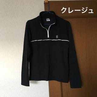 クレージュ(Courreges)の★美品★クレージュ サイズ40(ポロシャツ)