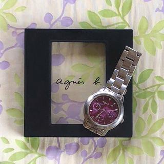 アニエスベー(agnes b.)のアニエス・ベー ⑮ 腕時計・稼働品✨(腕時計)