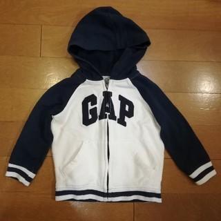 ギャップ(GAP)の90センチ baby GAP パーカー ギャップ babyGAP フルジップ(ジャケット/上着)