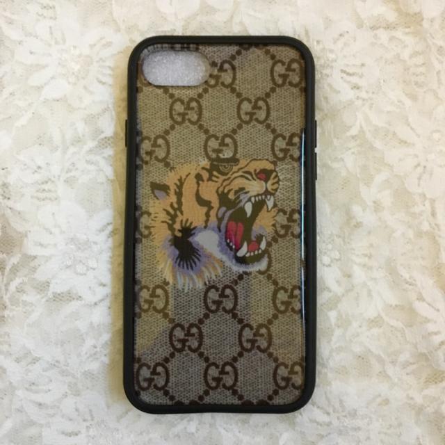 Gucci - GUCCI iPhoneケースの通販 by una's shop|グッチならラクマ