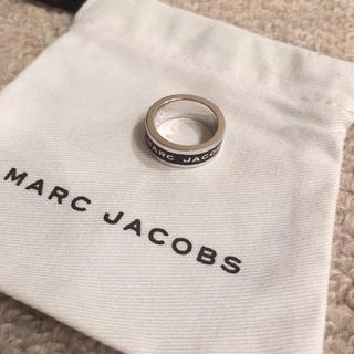 マークジェイコブス(MARC JACOBS)のMARC JACOBS SILVER RING(リング(指輪))