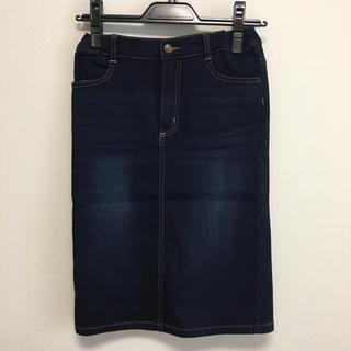 ジーユー(GU)のタイトスカート(スカート)