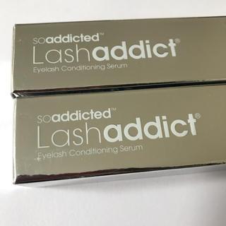 アディクト(ADDICT)のラッシュアディクト 2本セット 新品・未使用 (まつ毛美容液)