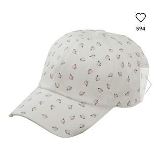 ジーユー(GU)のジーユー GU gu キムジョーンズ ベースボールキャップ キャップ 帽子 猫(キャップ)