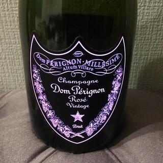 ドンペリニヨン(Dom Pérignon)のドンペリ ルミナス ロゼ  空瓶(シャンパン/スパークリングワイン)
