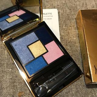 イヴサンローランボーテ(Yves Saint Laurent Beaute)の新品♡ イヴサンローラン アイパレットポップイリュージョン1(アイシャドウ)