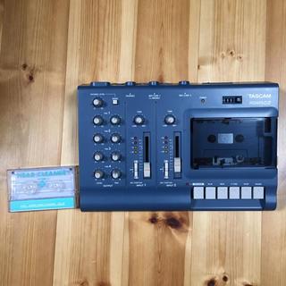 (カセットテープMTR)TASCAM PORTA02(MTR)