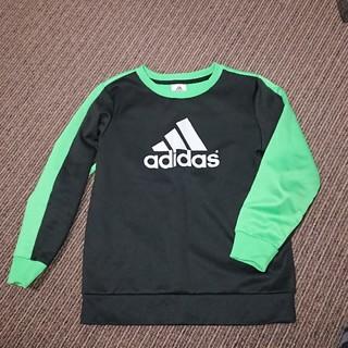 アディダス(adidas)のadidas 140センチトレーナー(Tシャツ/カットソー)