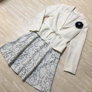 ローラアシュレイ(LAURA ASHLEY)のママスーツ セット販売 入学式 入園式 (スーツ)