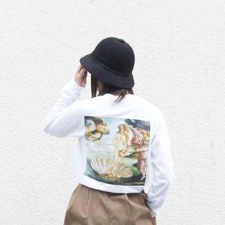 エフィレボル(.efiLevol)のエフィレボル ヴィーナスロンT(Tシャツ/カットソー(七分/長袖))