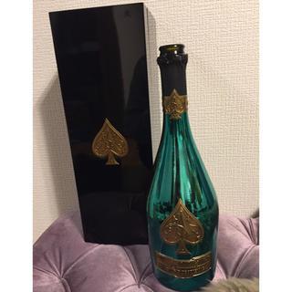 アルマンドバジ(Armand Basi)のアルマンド マスターズエディション 空瓶(シャンパン/スパークリングワイン)