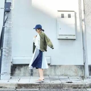 アリエス(aries)のパネルスカート TODAYFUL ungrid好き(ひざ丈スカート)