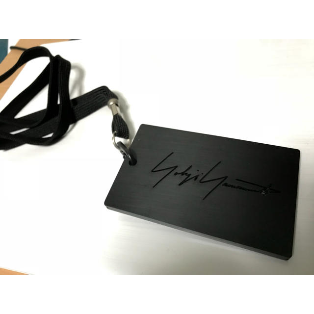 Yohji Yamamoto(ヨウジヤマモト)のYohji Yamamoto パスケース メンズのファッション小物(その他)の商品写真