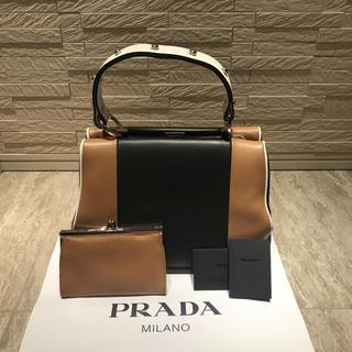 978c9c56690a プラダ(PRADA)の最終お値下げ PRADA レザーバッグ 新品(ハンドバッグ)